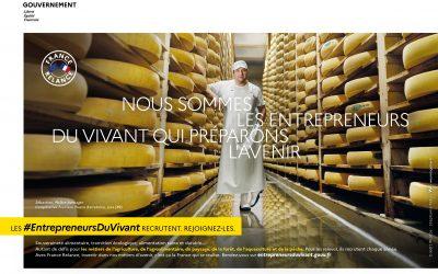 Les entrepreneurs du vivant recrutent, venez vous former dans les Hauts-de-France !